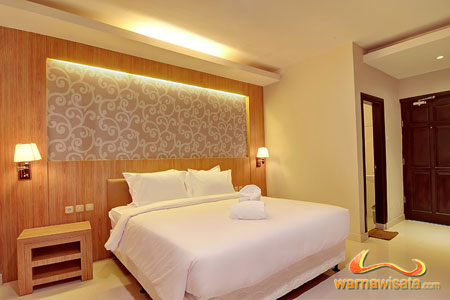 hotel the grand bali park room, rooms