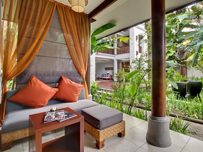 balkon premiere deluxe hotel kuta seaview boutique resort and spa