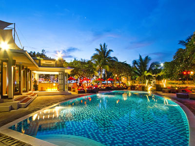 swimming pool hotel kuta seaview boutique resort and spa