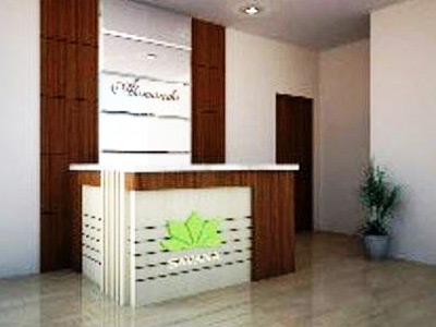 receptionist, resepsionis, reception hotel savana malang, savana hotel & convention malang